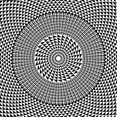 Geometric pattern Illustration