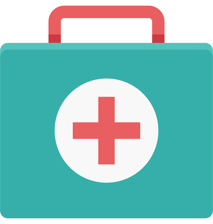 This is First Aid Color Vector Icon very useful for your health, fitness and medical related project, buy this vector and make more catchy Your Project 向量圖像