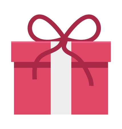 Gift Vector Illustration Icon Illustration