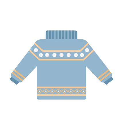 Sweater Vector Illustration Icon