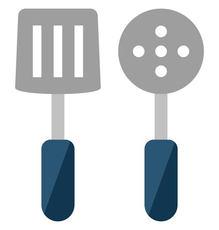 Spatula Isolated Vector Icon which can easily modify or edit