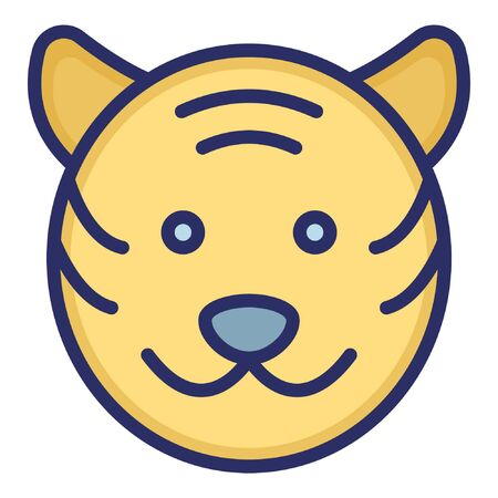 Cat  Isolated Vector Icon which can be easily modified or edited as you want Illustration