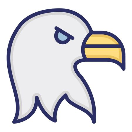 Toucan  Isolated Vector Icon which can be easily modified or edited as you want