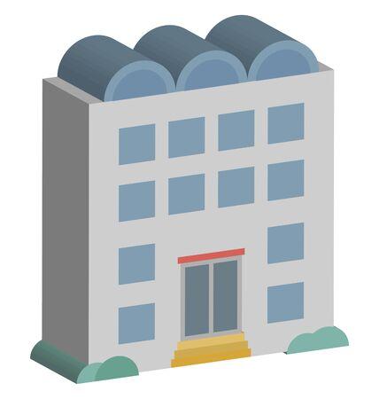 Building Vector Icon