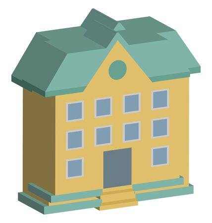 Villa Vector Icon