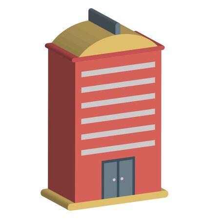 Museum Vector Icon