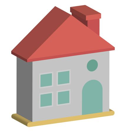 Shack Vector Icon