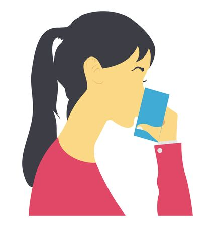 Avoid cough Color Vector  icon editable