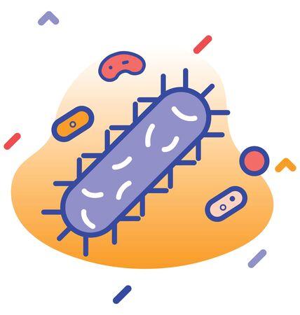 Coronavirus, Corona  Covid-19   editable vector icon