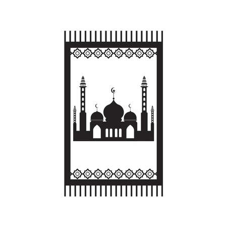 Islamic prayer rug