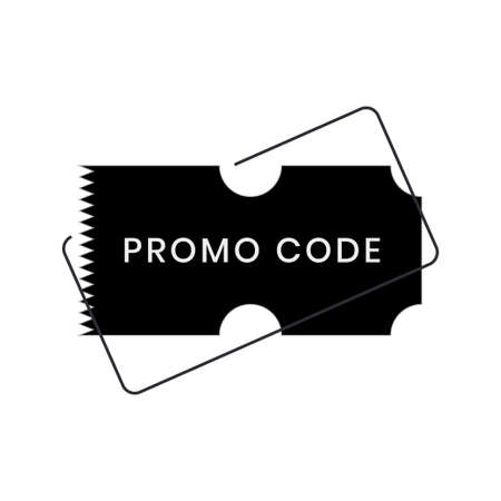 Discount coupon icon on a white background  イラスト・ベクター素材