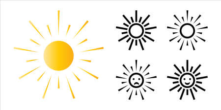 weather icon for the application or website