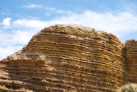 canyon walls: canyon walls