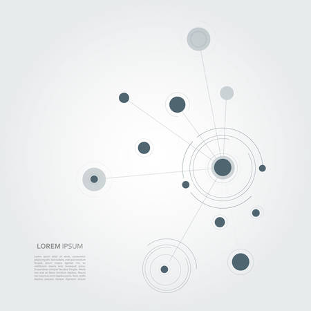 schemes: Connect circle template.