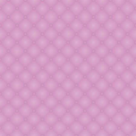button tufted: Seamless pattern of pink realistic upholstery leather texture. Luxury royal background with elements button tufted.
