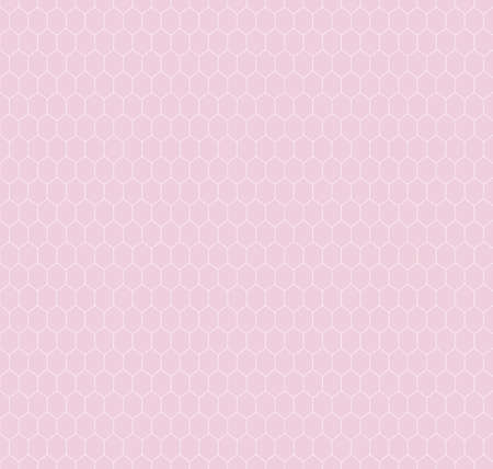 sensitive: A sensitive seamless pattern for textile lace or net in girlish pink and white colors. Ideal for modern fancy designs of invitation cards, posters etc. Perfect in combination with jeans textures.