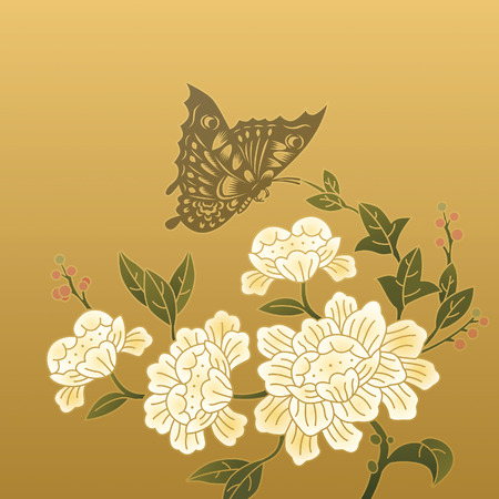 Chinese painting - Plum blossom