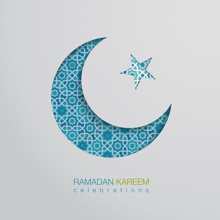 Ramadan conception de fond Vecteurs