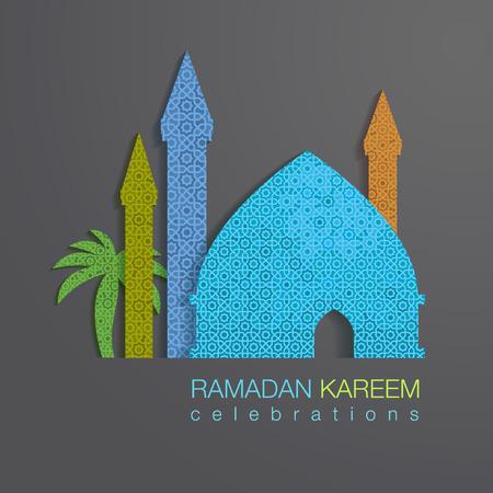 Ramadan design background