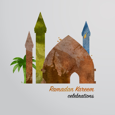 ramadhan: Ramadan design background