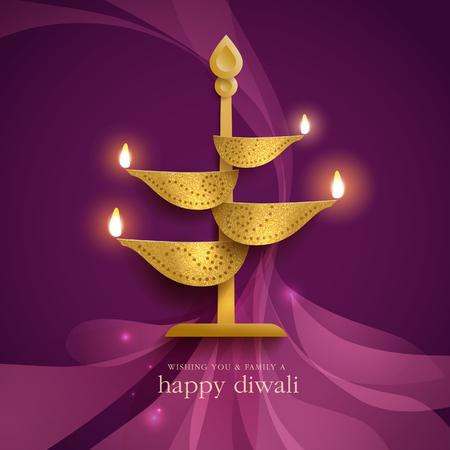 Deepavali festive background Stok Fotoğraf - 65864176