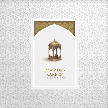 Ramadan greetings design Zdjęcie Seryjne - 118645815