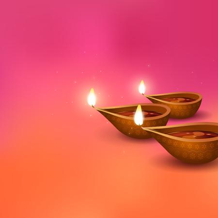Deepavali greetings background Stok Fotoğraf - 119123426