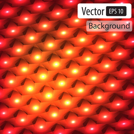 Vector dynamic background with the stars Vector
