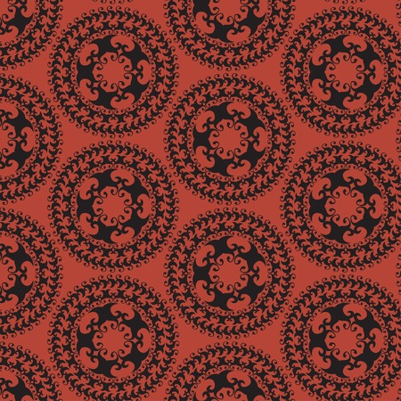 seamless pattern design background. Vector