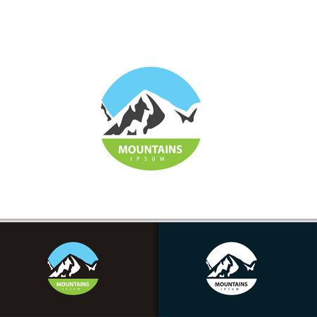 Mountain  design.