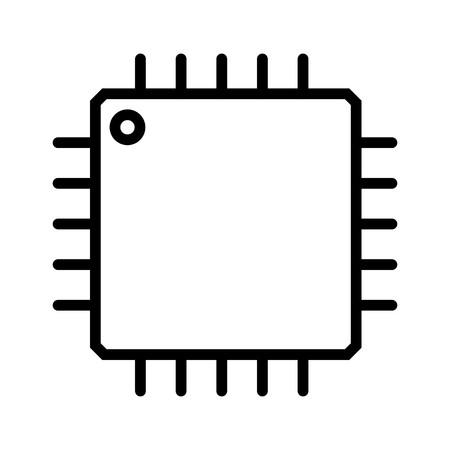 micro chip: Processor