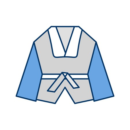 Karate Sign Icon Vector Illustration For Personal And Commercial Use...Clean Look Trendy Icon...