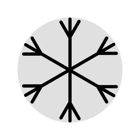 Snow Vector Icon For Personal And Commercial Use.............