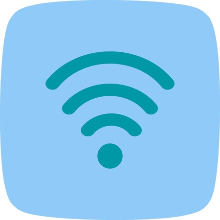 Wifi Vector Icon Sign Icon Vector Illustration For Personal And Commercial Use... Clean Look Trendy Icon...