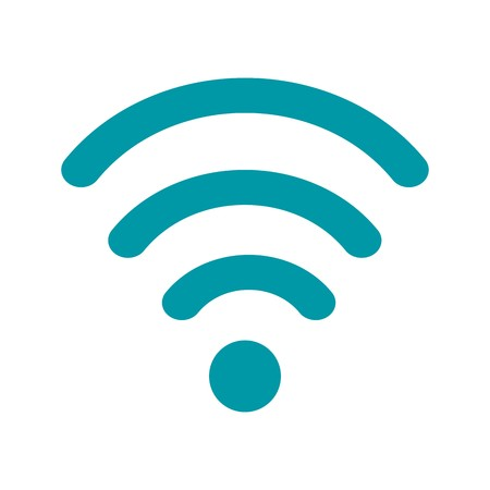 Wifi Vector Icon Sign Icon Vector Illustration For Personal And Commercial Use...