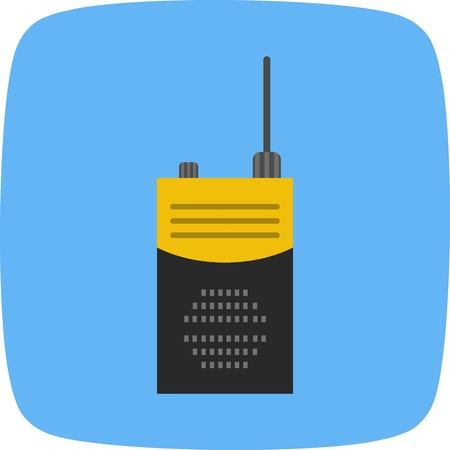 Walkie talkie Vector Icon Sign Icon Vector Illustration For Personal And Commercial Use... Clean Look Trendy Icon...