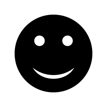 Happy Emoji Vector Icon Sign Icon Vector Illustration For Personal And Commercial Use...Clean Look Trendy Icon...