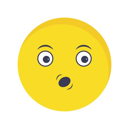 Whistle Emoji Vector Icon Sign Icon Vector Illustration For Personal And Commercial Use...Clean Look Trendy Icon...