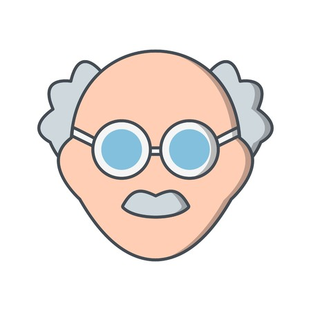 Male Scientist Vector Icon Sign Icon Vector Illustration For Personal And Commercial Use...Clean Look Trendy Icon...