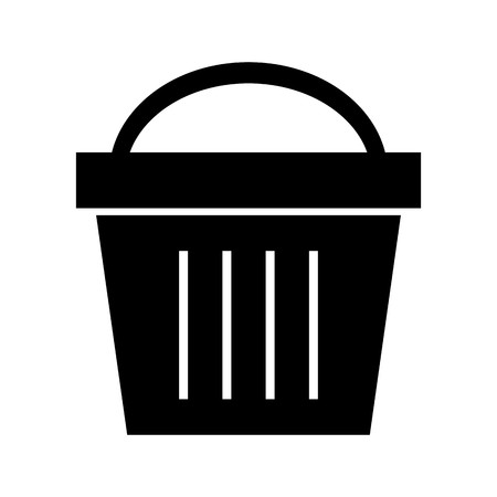 Picnic basket Vector Icon Sign Icon Vector Illustration For Personal And Commercial Use...Clean Look Trendy Icon...