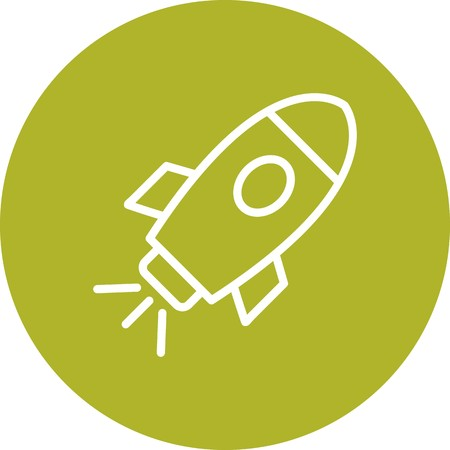 Space Ship Vector Icon Sign Icon Vector Illustration For Personal And Commercial Use...Clean Look Trendy Icon...