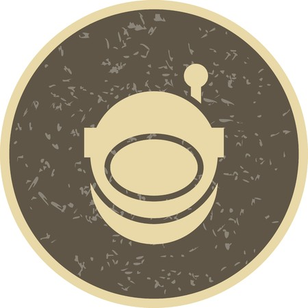 Astronout Vector Icon Sign Icon Vector Illustration For Personal And Commercial Use...Clean Look Trendy Icon...