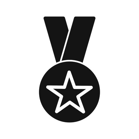Vector Award Icon Иллюстрация