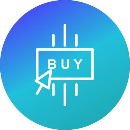 Vector Buy Icon 일러스트
