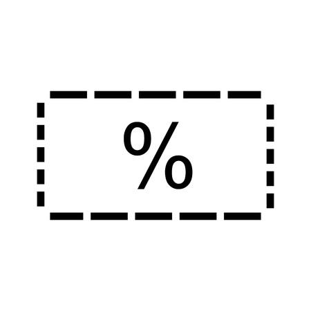 Vector Discount Icon
