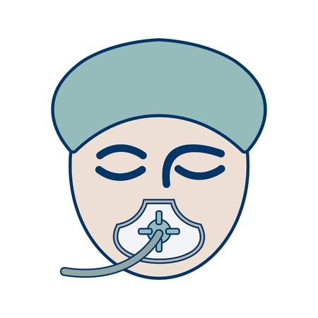 Vector Anesthesia Icon