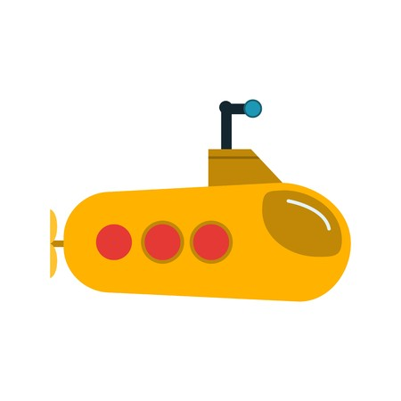 Vector Submarine Icon