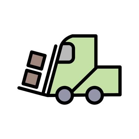 Vector Loader Icon Illustration