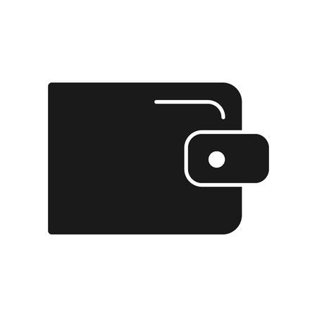 Vector Wallet Icon Çizim