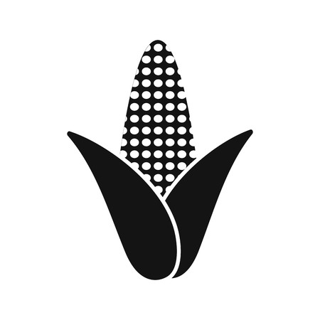 Vector Corn Icon